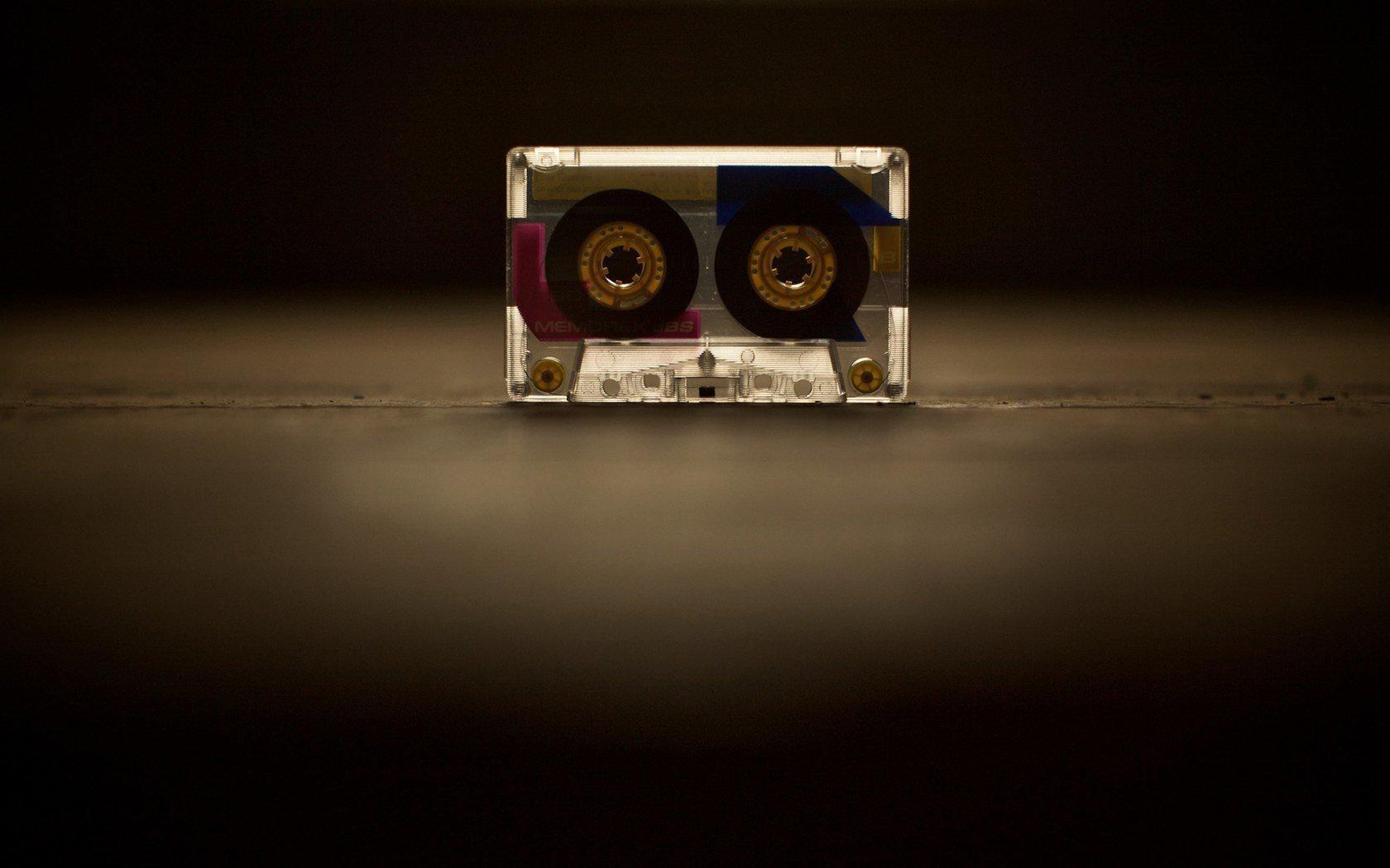 Cassette Antiguo