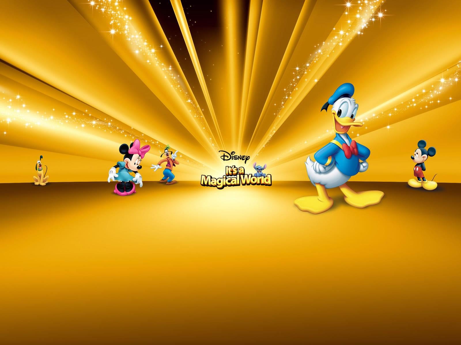 El mundo Mágico de Disney