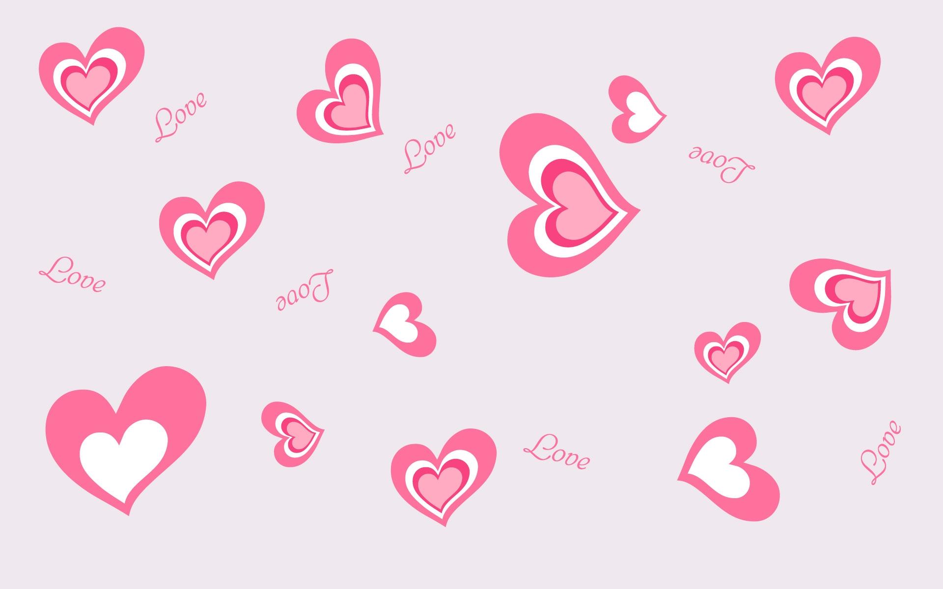 Wallpaper de dibujos de corazones wallpapers for Love theme images