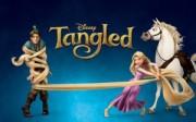 Wallpaper Disney. Película Tangled
