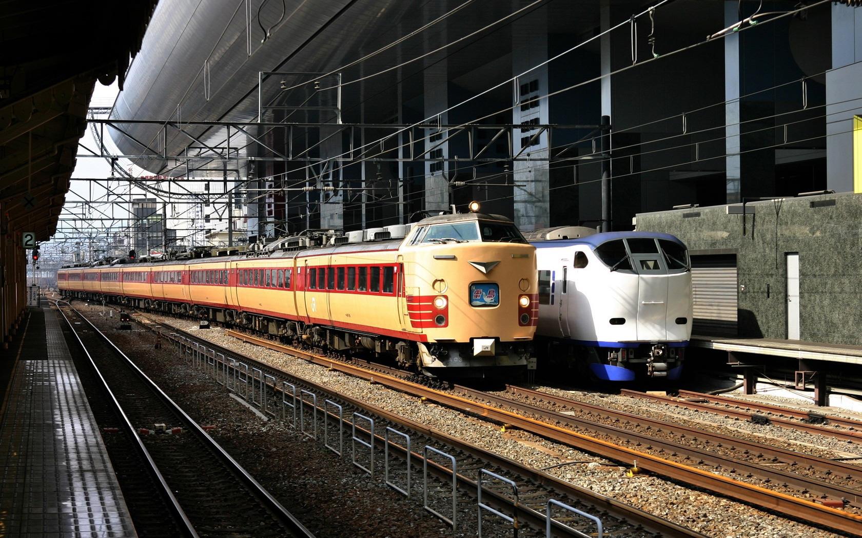 Wallpaper de Trenes Japoneses