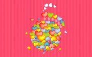 Fondos de Amor. Dibujos de corazoncitos