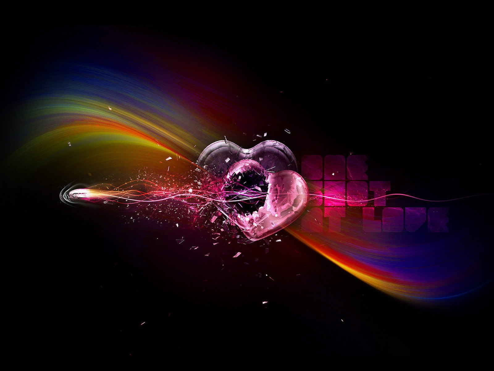Un disparo al amor