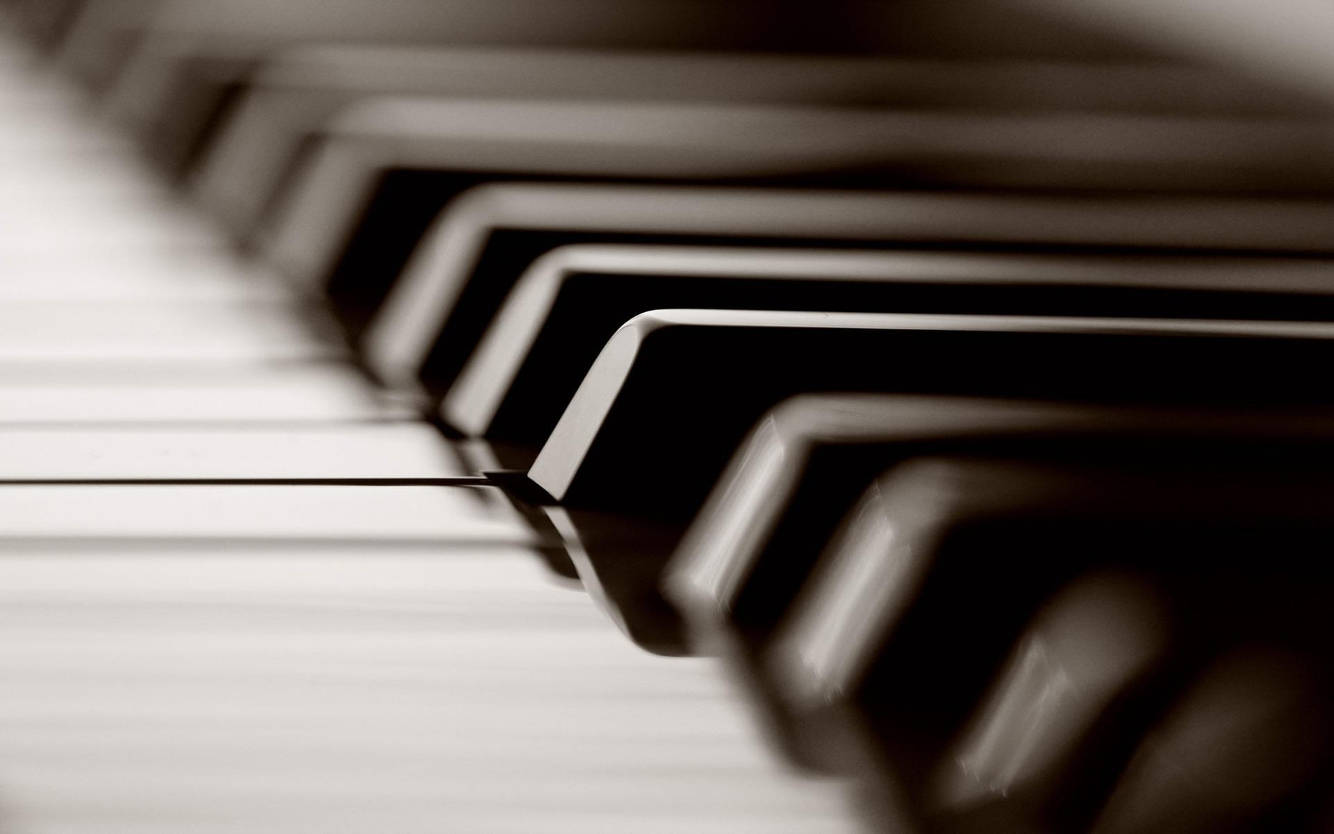 Wallpaper Teclas de un Piano