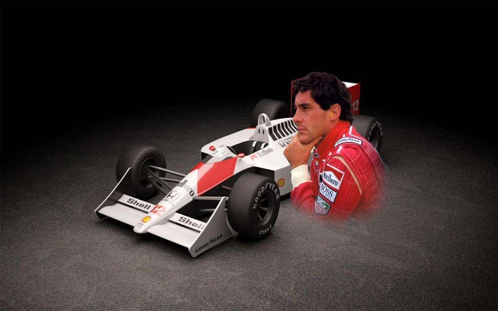 Wallpapers de Ayrton Senna