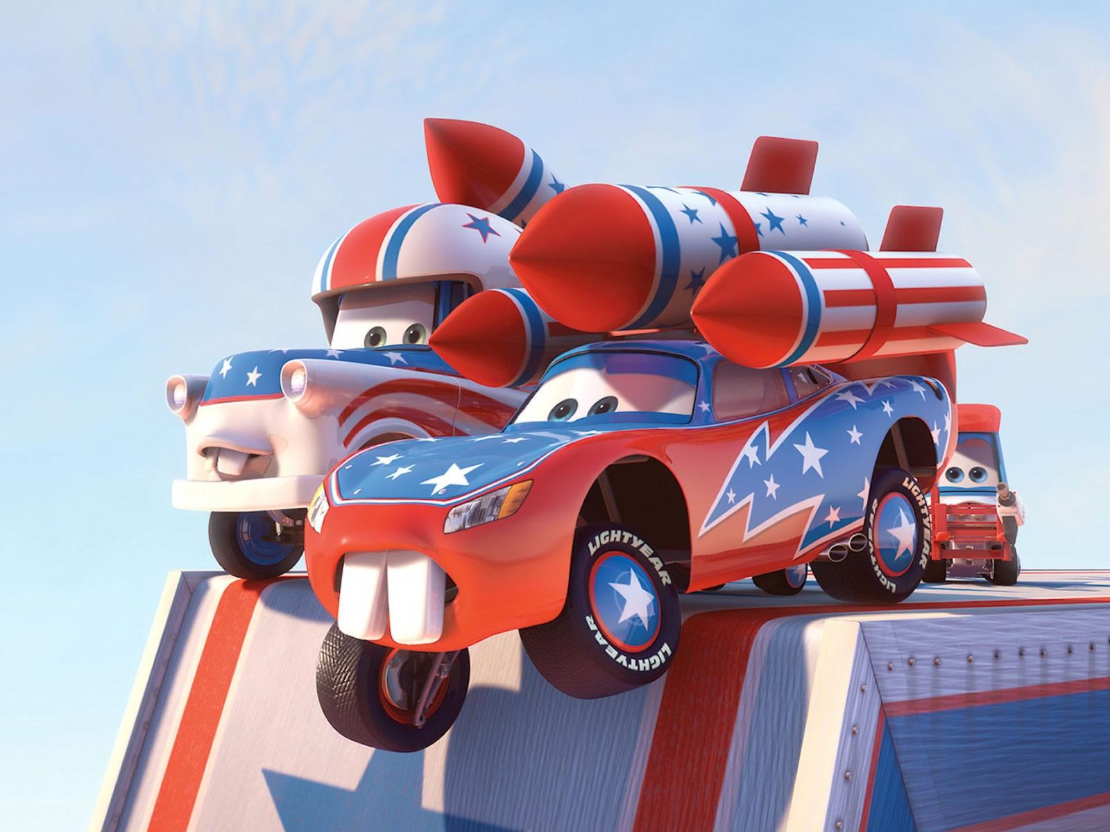 Wallpapers Cars. Personajes Disney