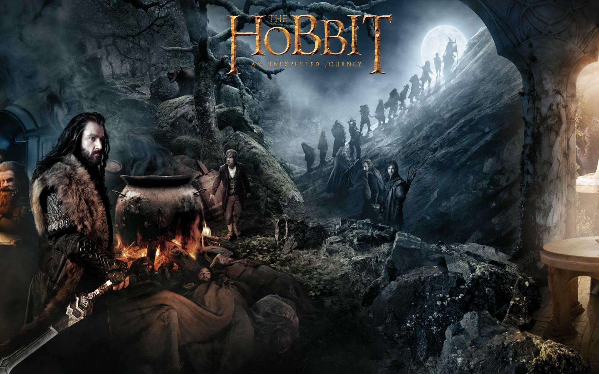 Wallpapers The Hobbit 2012