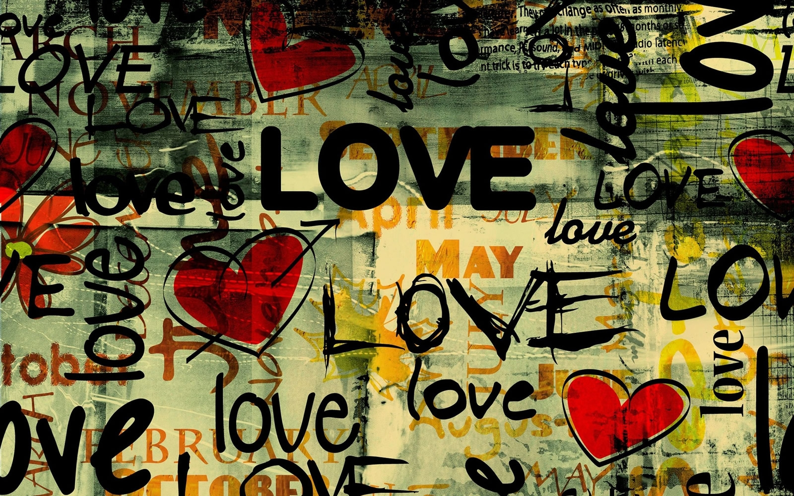 Wallpapers con la palabra Love
