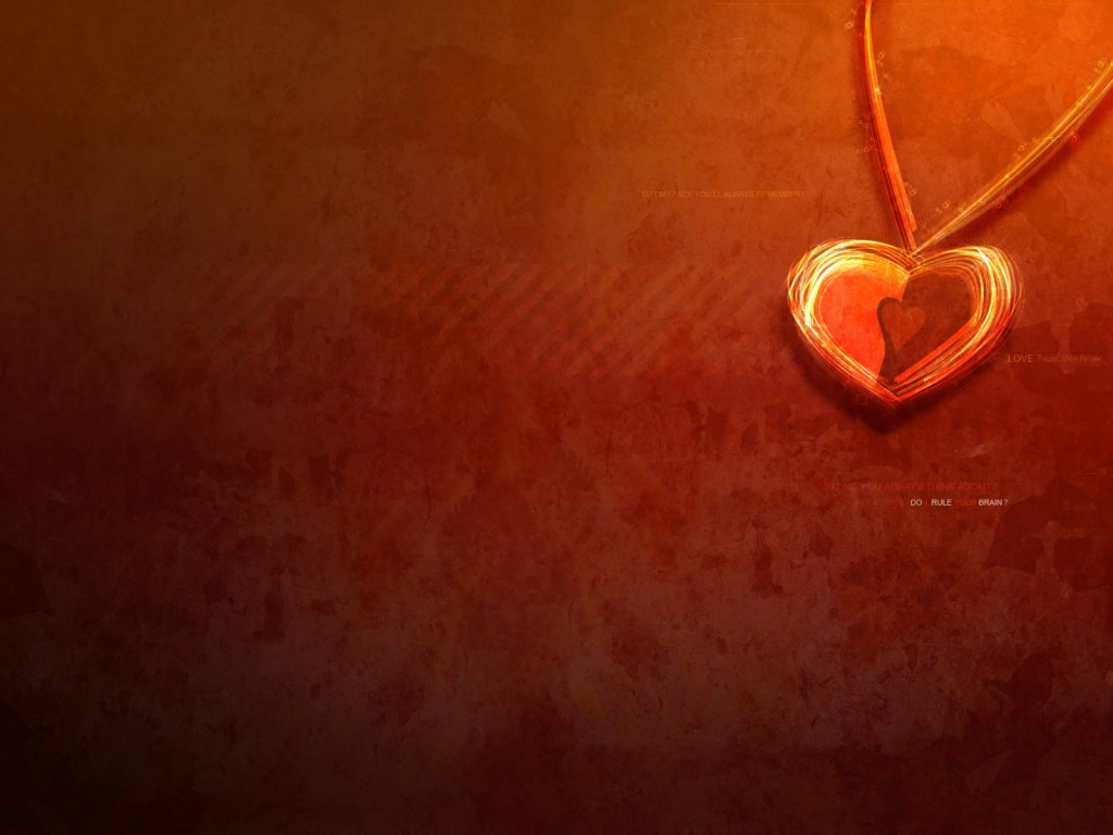 Wallpapers de Corazones