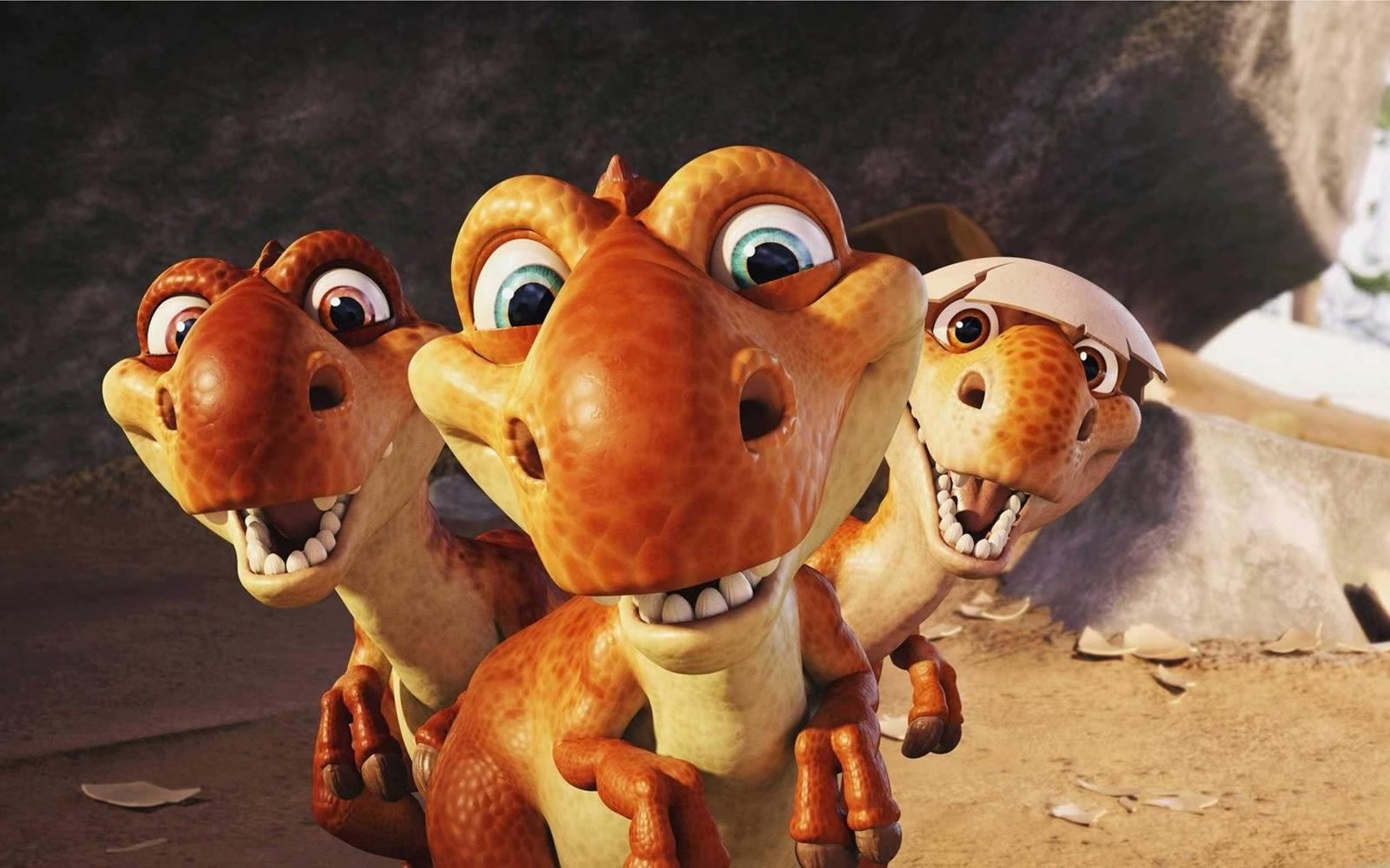 Dinosaurios Divertidos