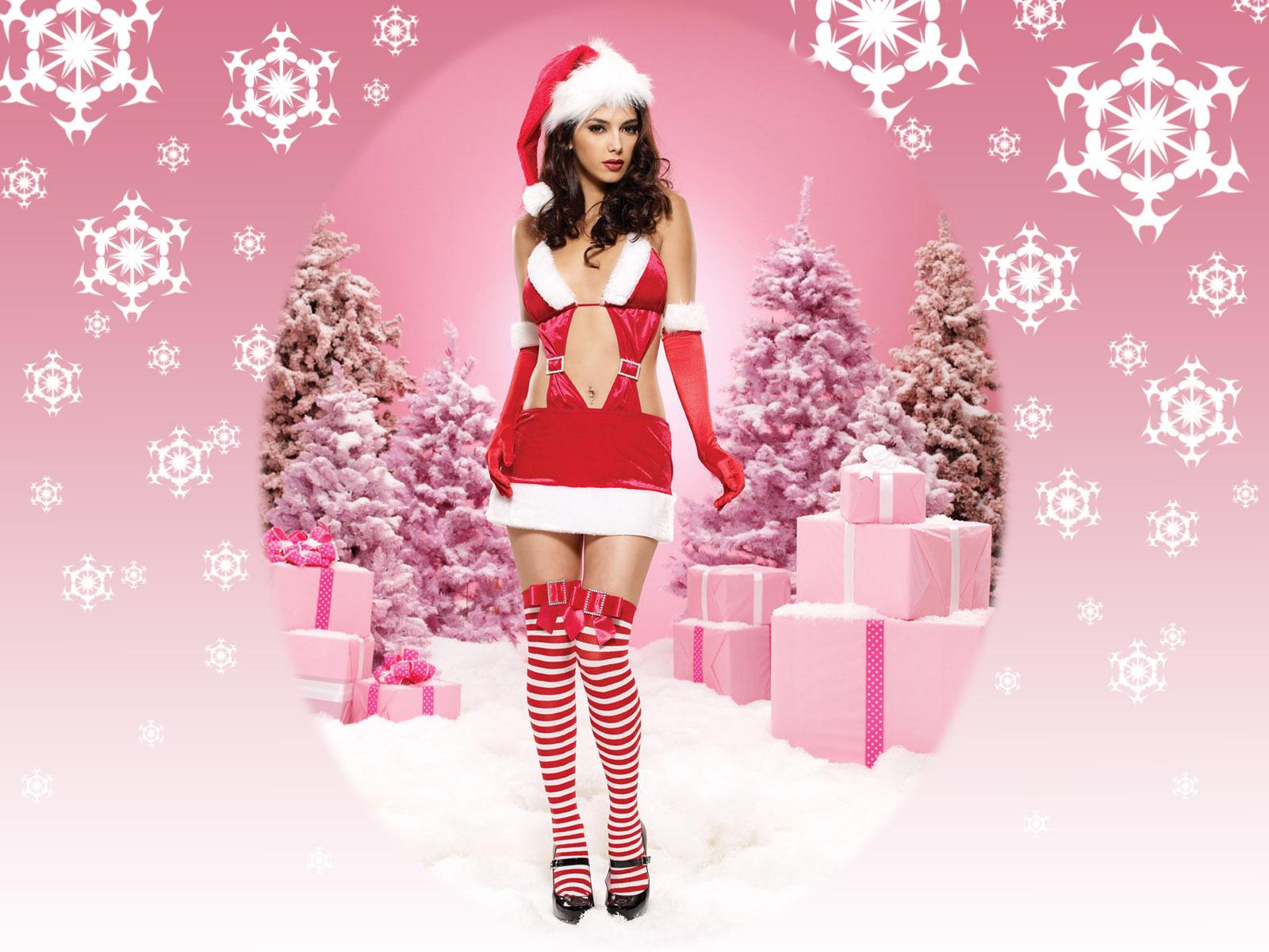 Fondos Mujeres Santa Claus
