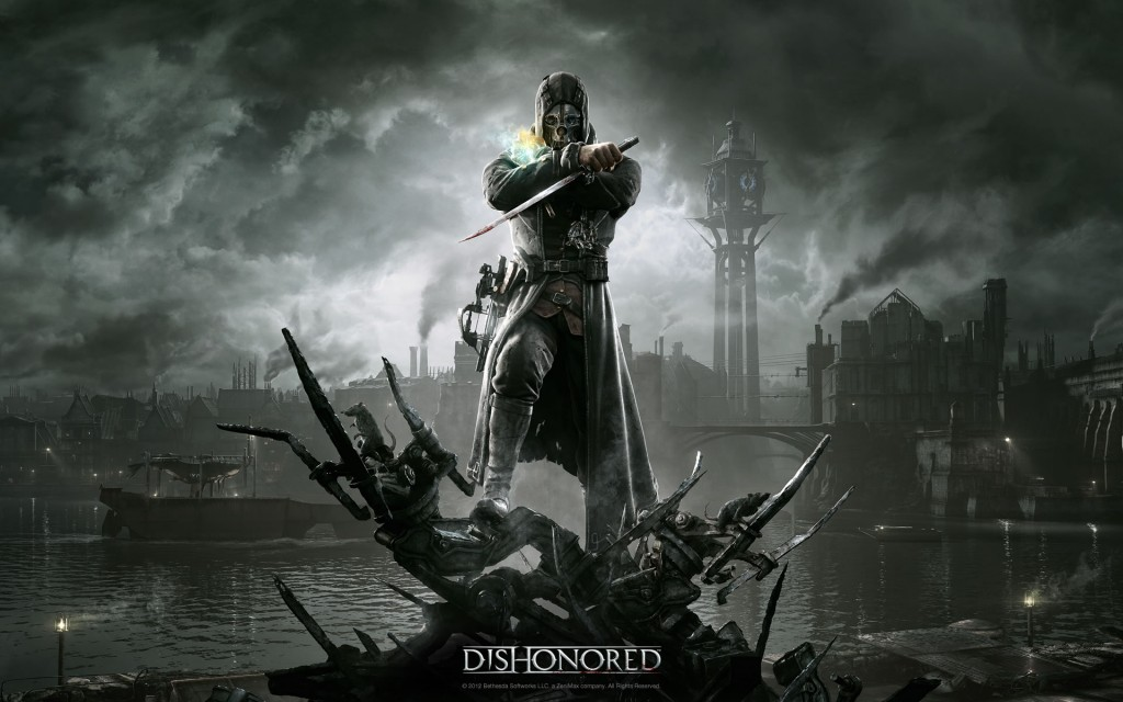 Fondos De Pantalla Videojuegos Dishonored  Wallpapers