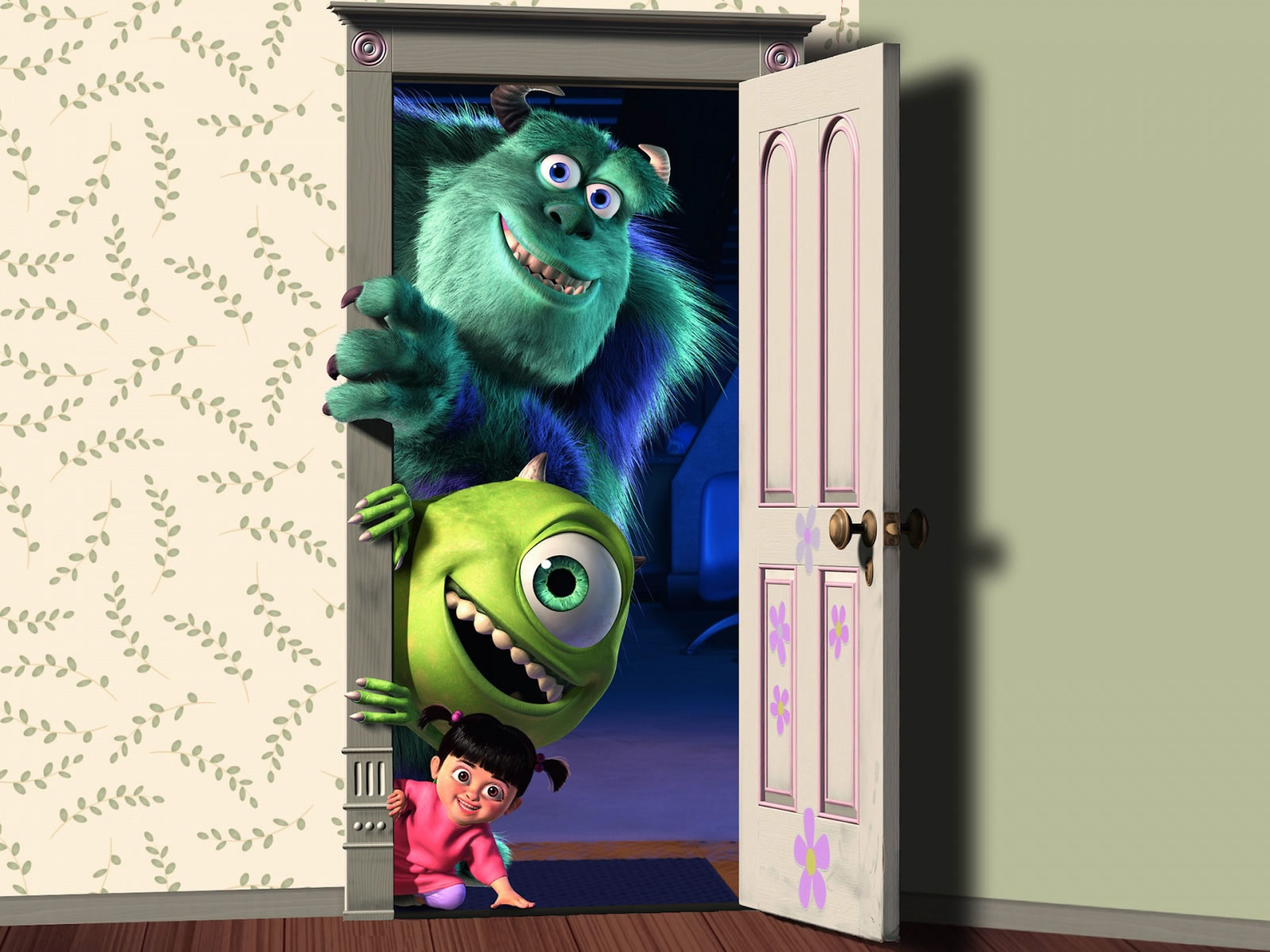 Monster Inc Wallpapers