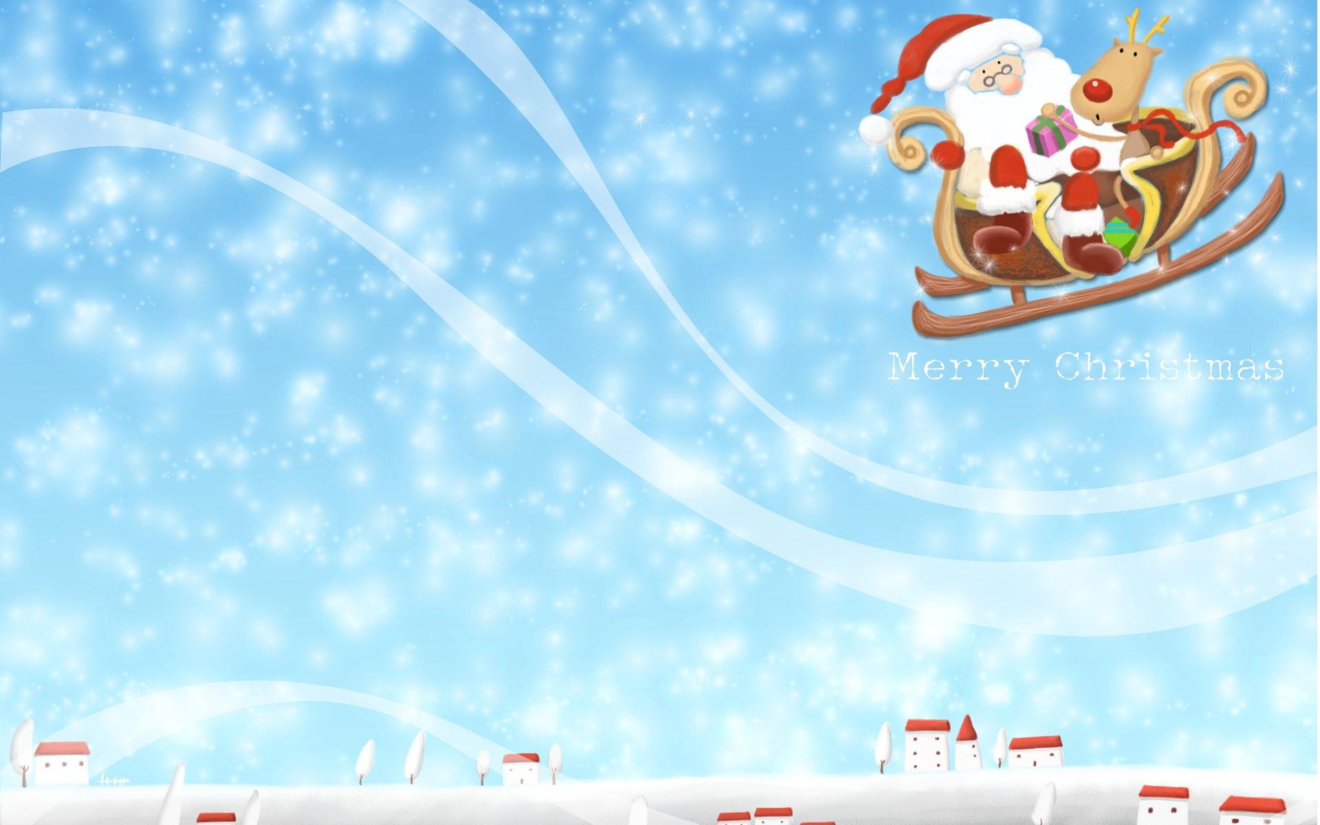 Noche de Navidad Wallpaper