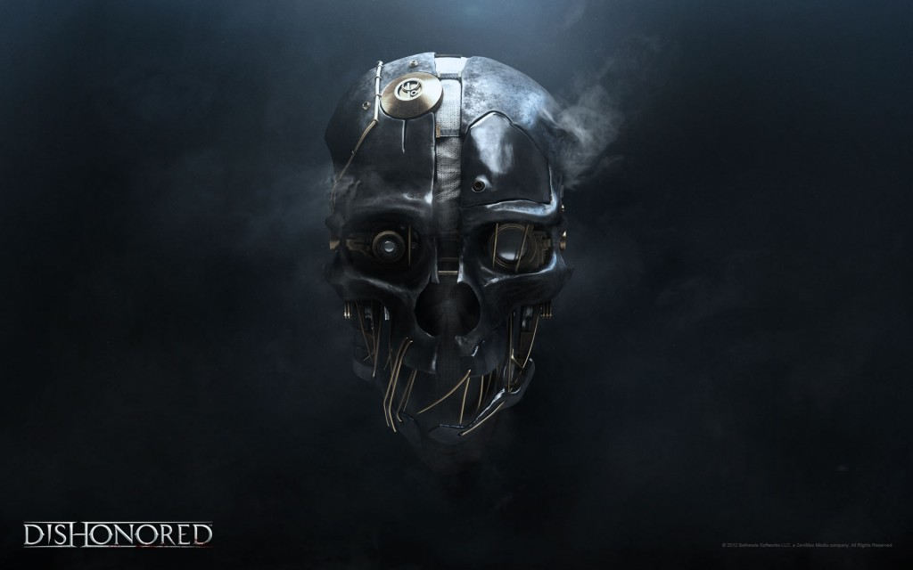 Wallpaper Mácara Dishonored