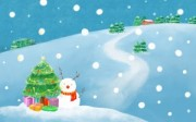 Wallpaper Navidad Infantil