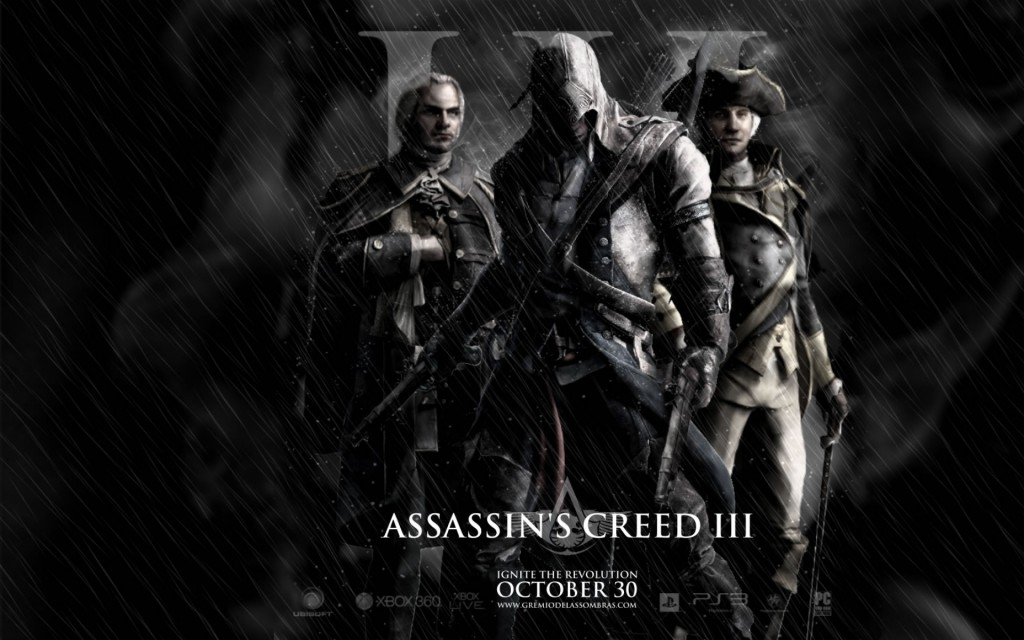 Wallpapers de Assasins Creed 3
