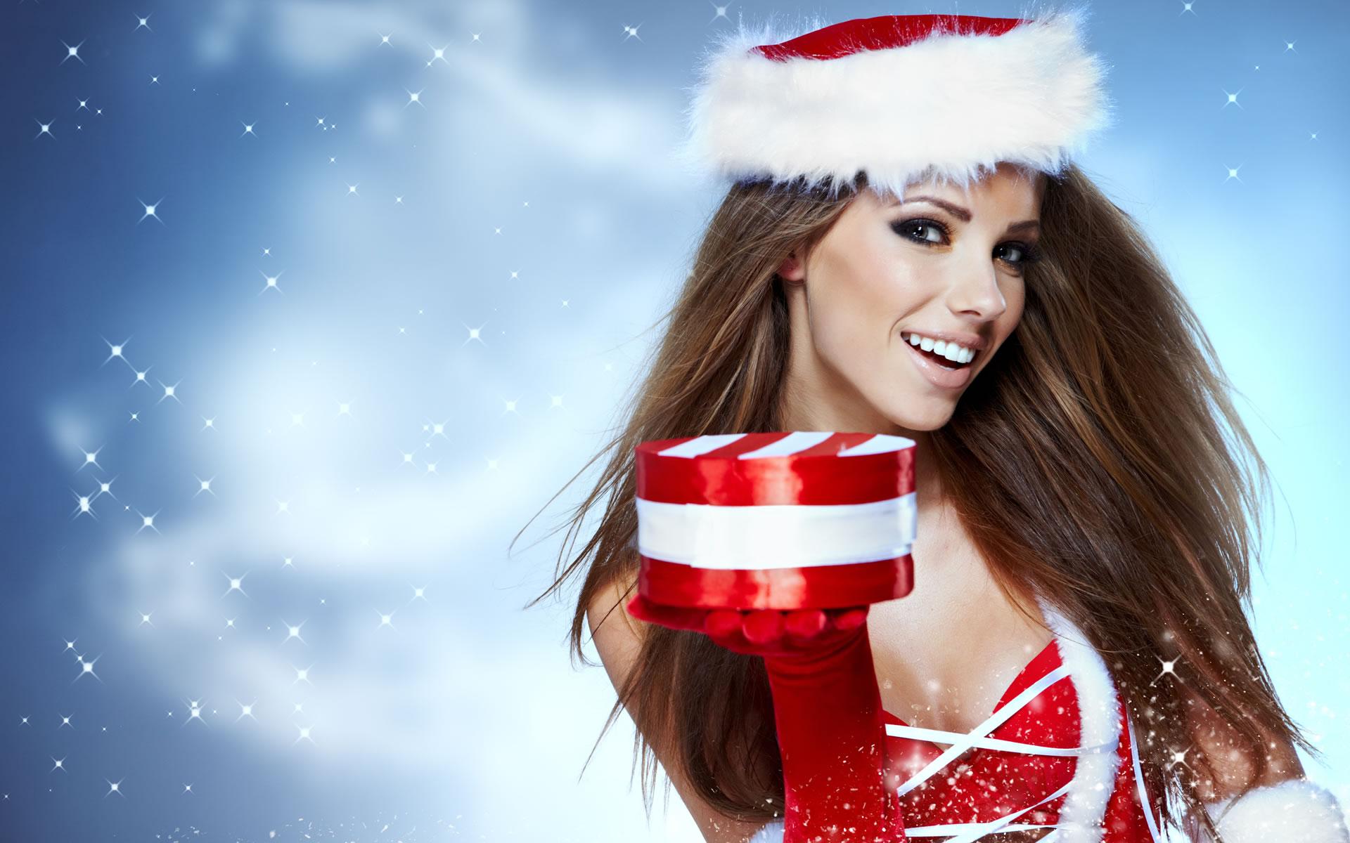 Chica Navidad Sexy