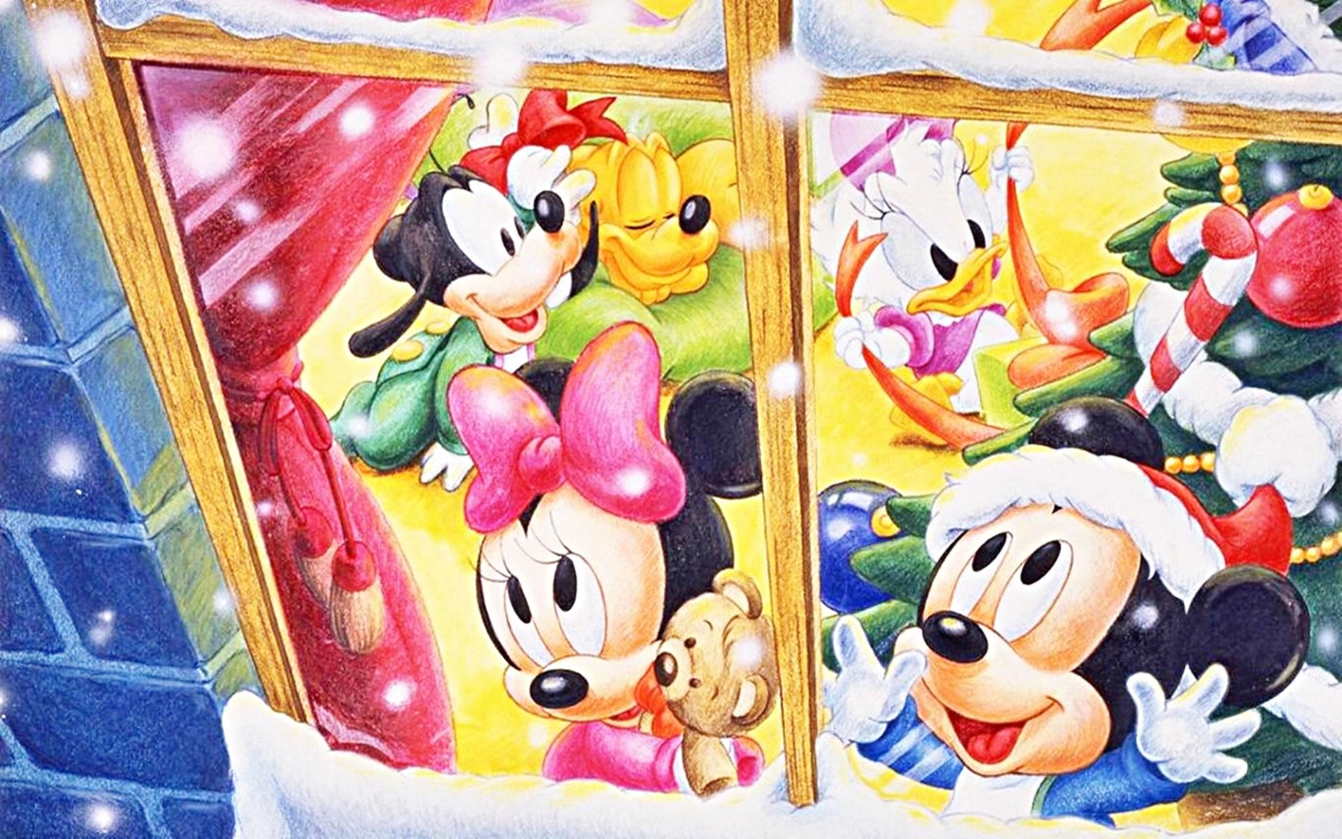 Disney Navidad para Niños
