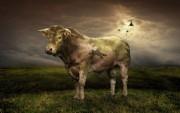 Vaca Camuflada
