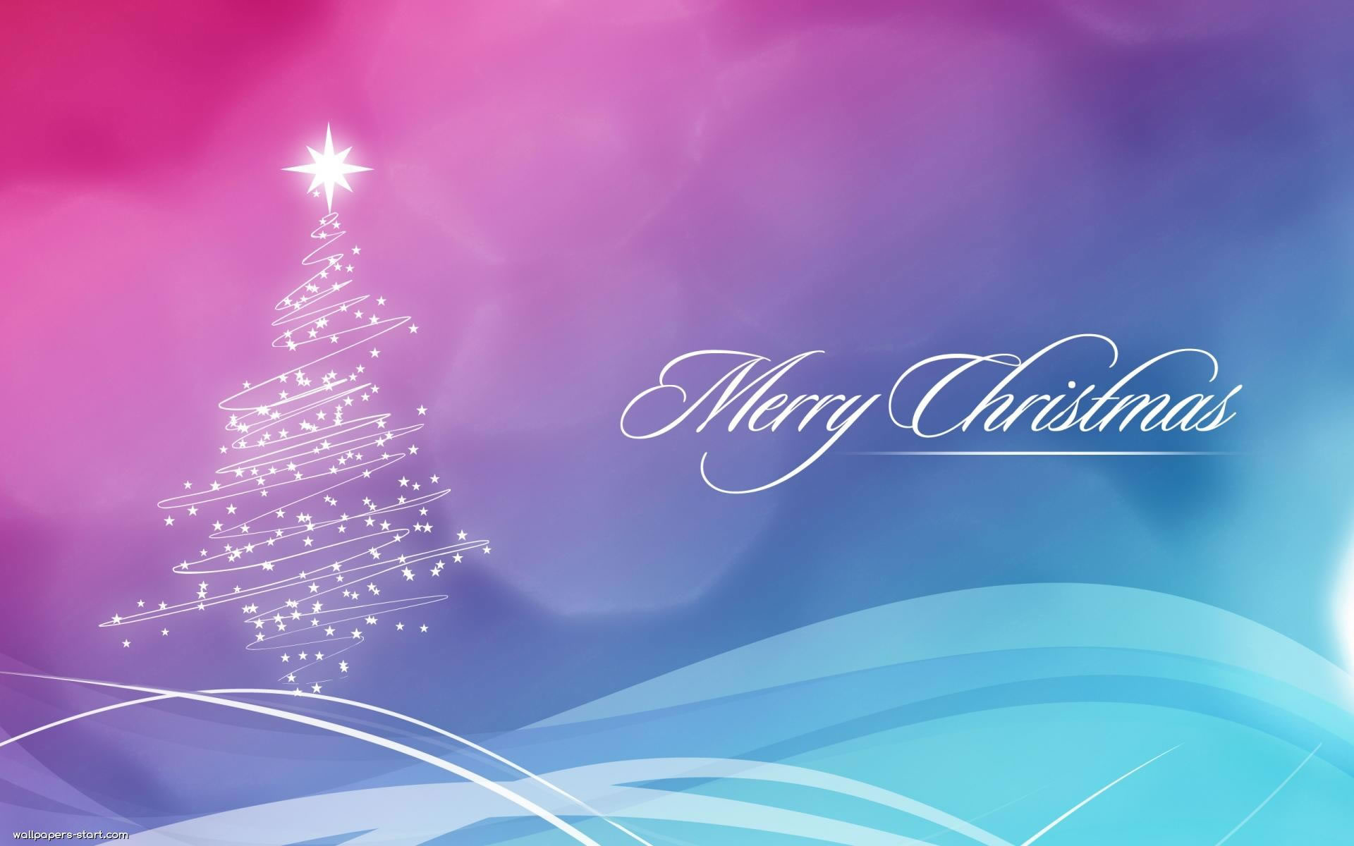 Wallpaper de Navidad en tonos suaves - Wallpapers