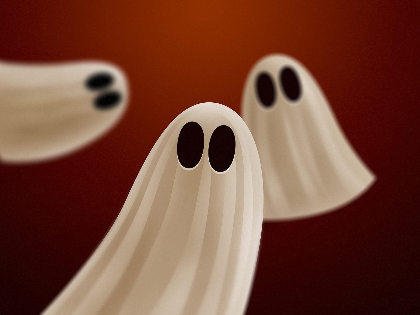 Wallpapers de Fantasmas Infantiles