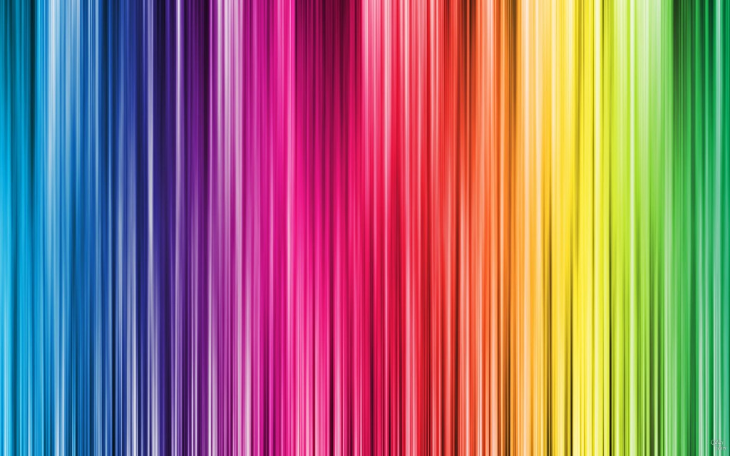 Arco Iris de Colores. Wallpapers de Colores