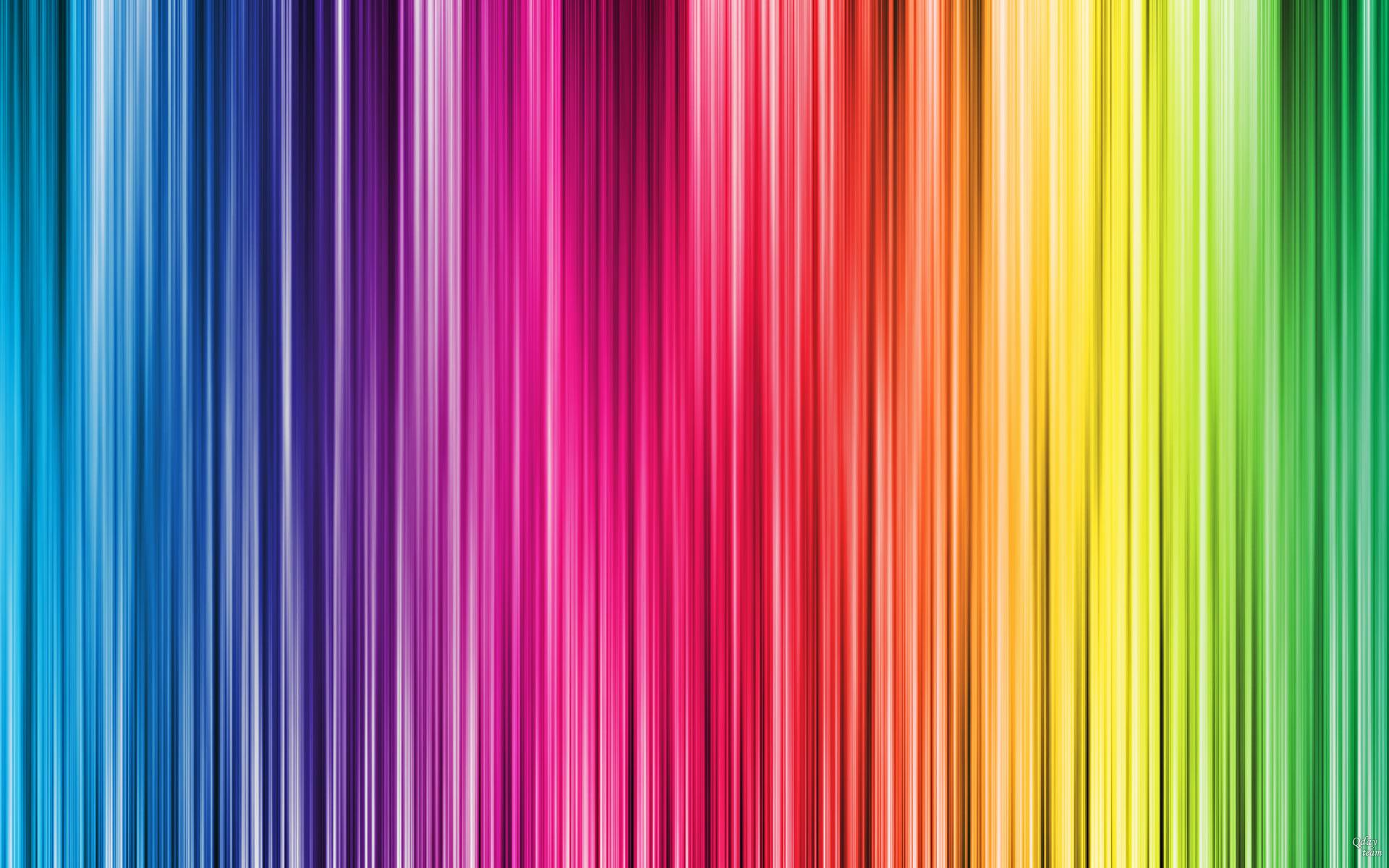 Arco Iris de Colores. Wallpapers de Colores