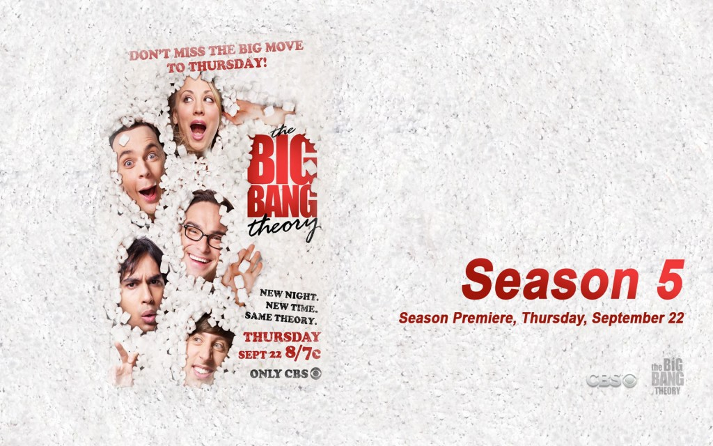 The Big Bang Theory. Temporada 5
