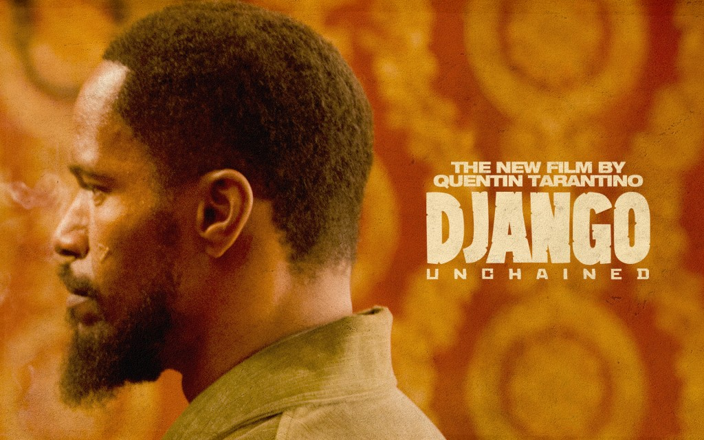 Django Desencadenado Wallpaper Jamie Fox