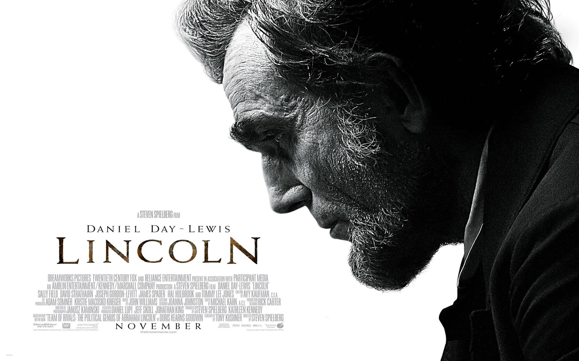 Fondos de Cine. Lincoln