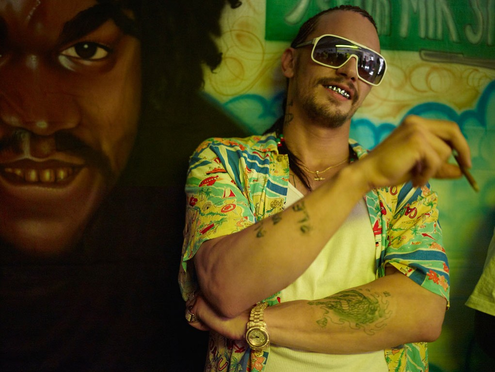 James Franco en Spring Breakers