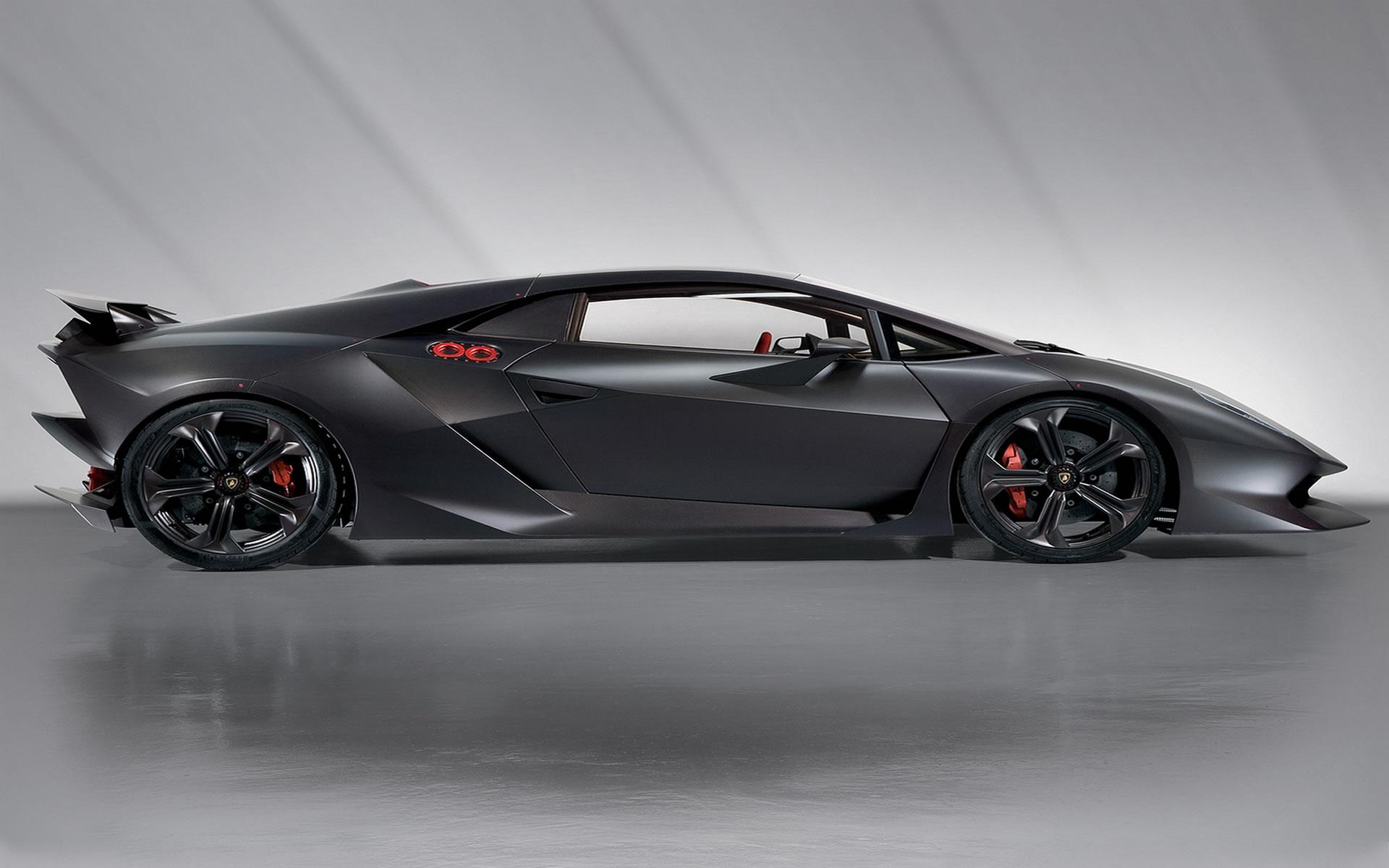 Lamborghini Negro Wallpapers