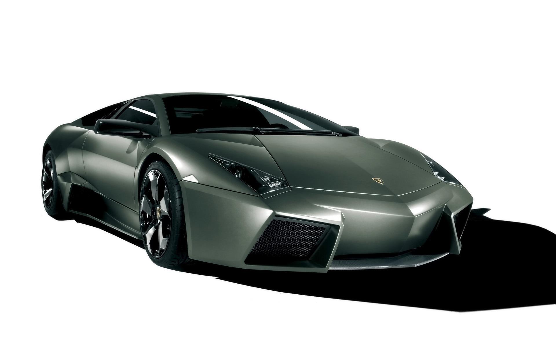 Lamborghini Reventon Gris Wallpaper