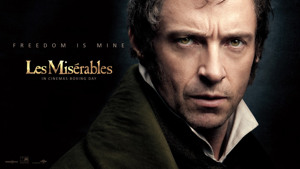 Los miserables Wallpaper Hugh Jackman