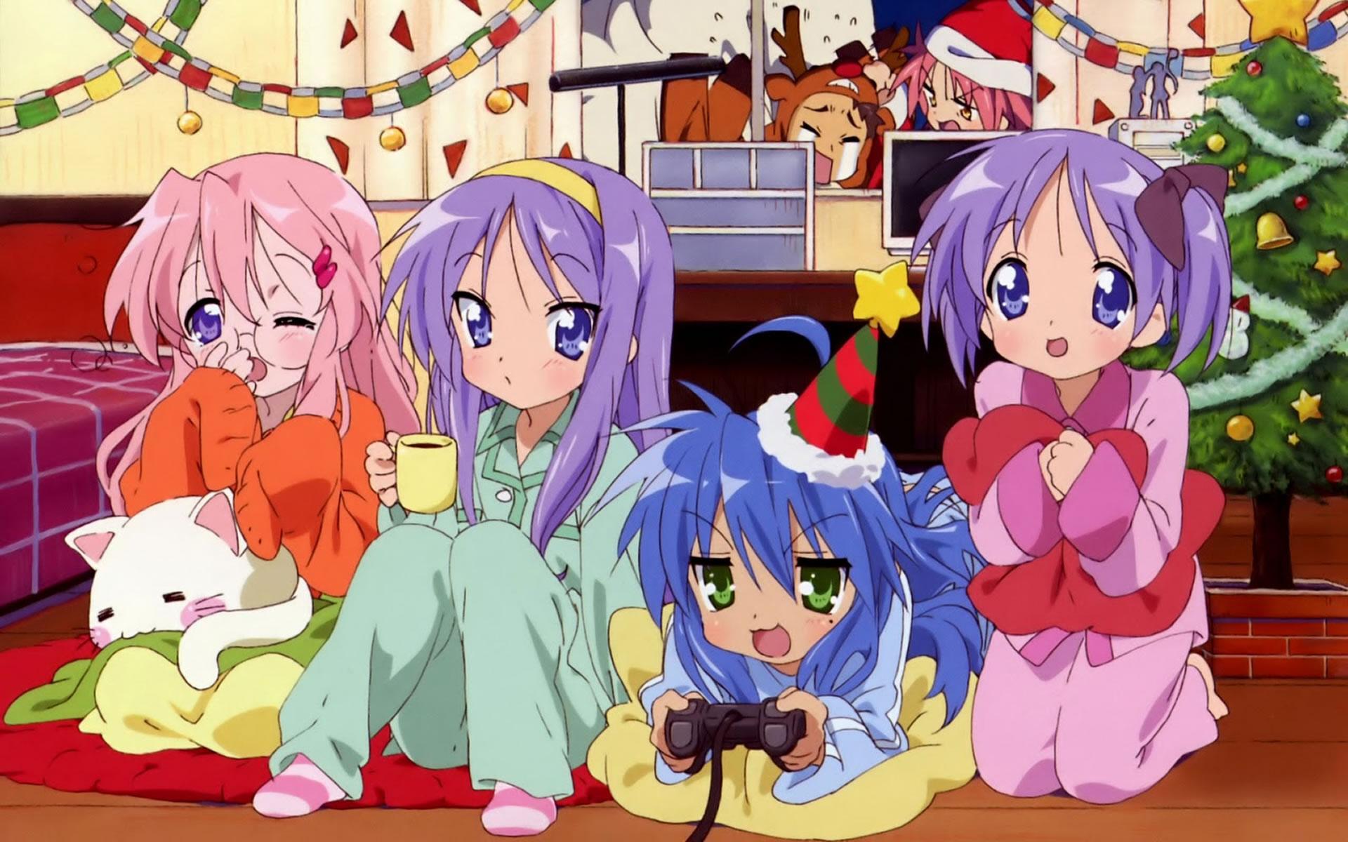 Noche de Reyes Magos Anime