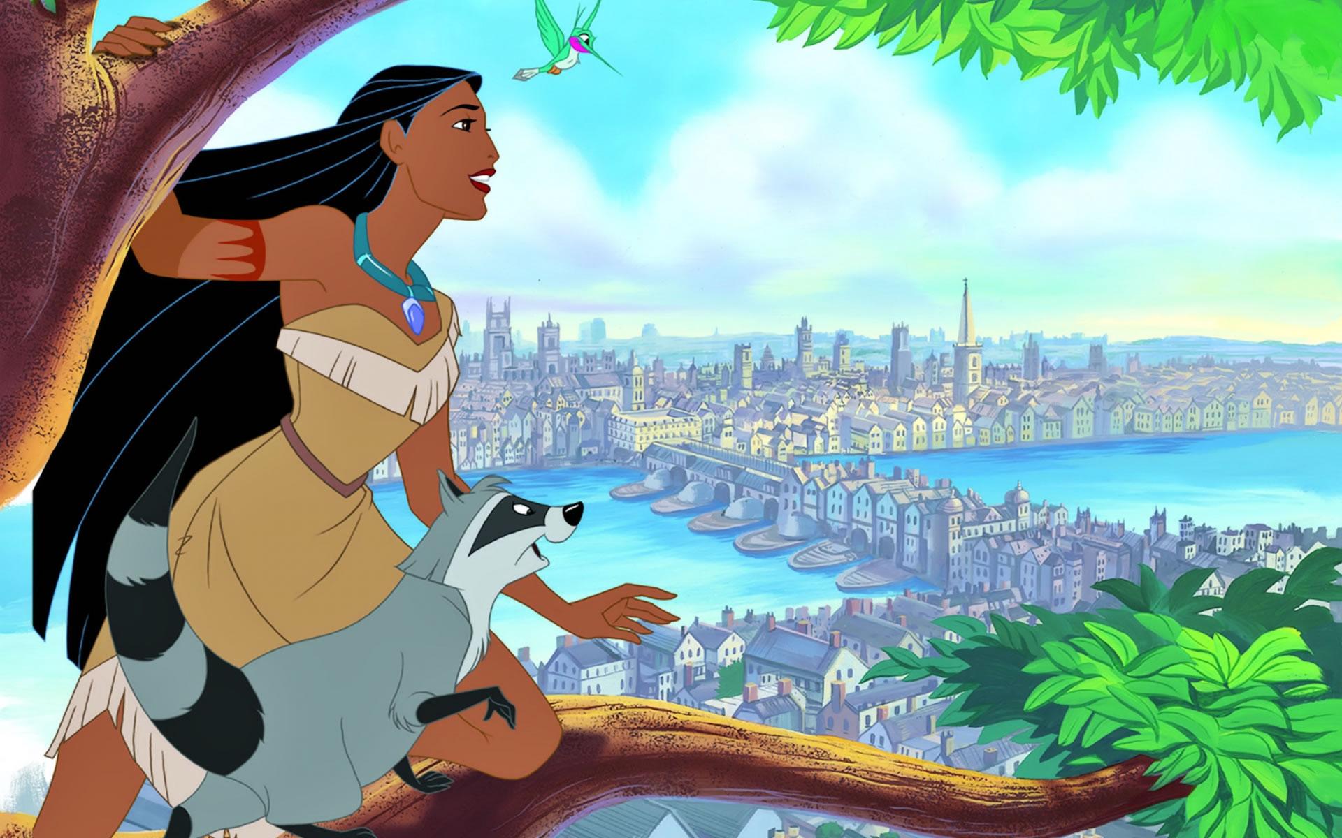 Pocahontas Wallpapers Disney