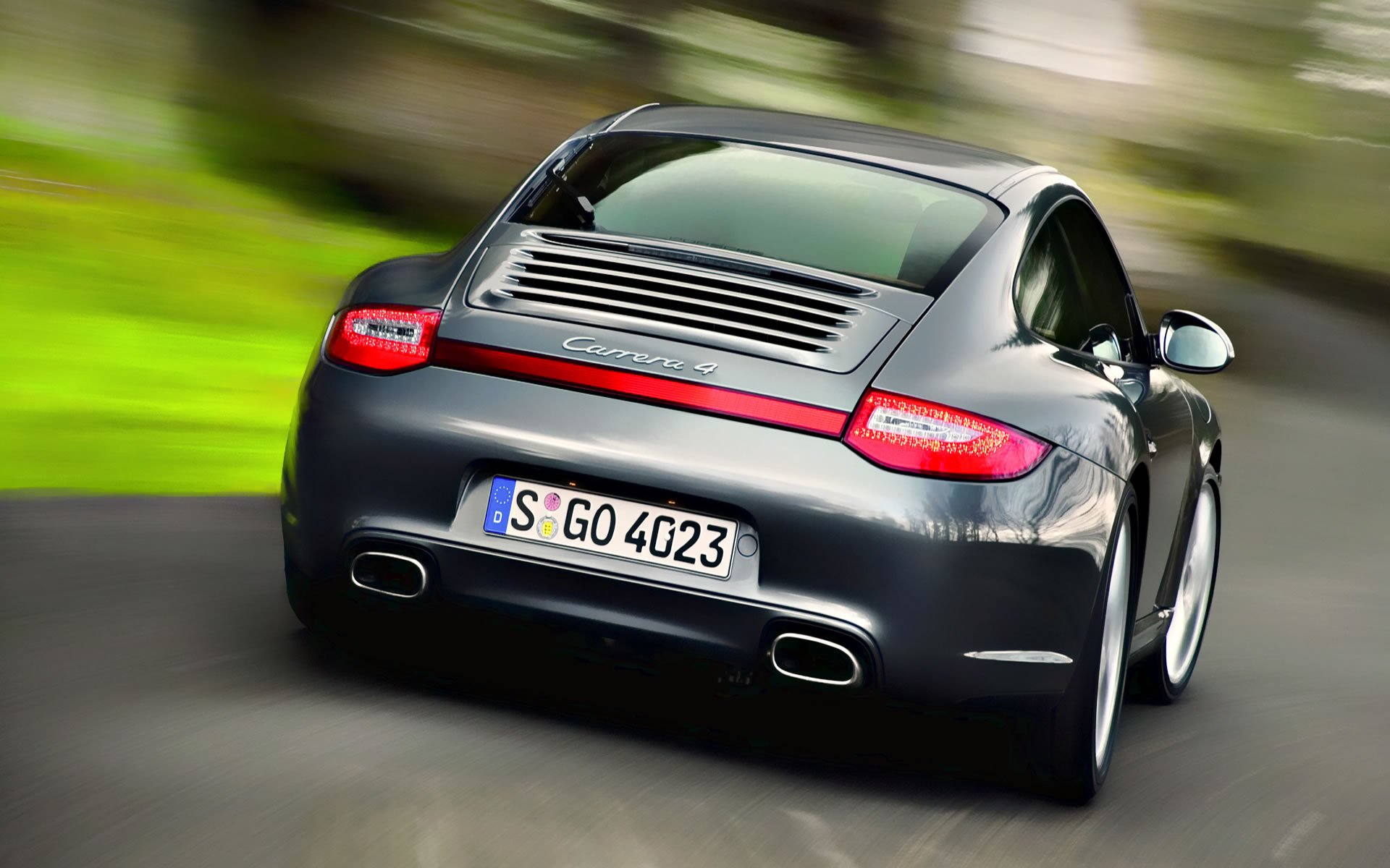 Porsche Carrera 4. Wallpapers de Motor