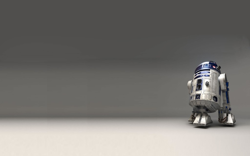 R2D2 Star Wars Wallpaper