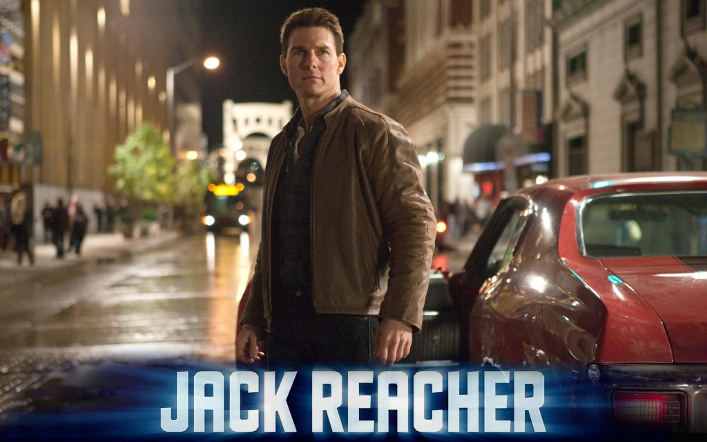 Wallpaper de Cine. Jack Reacher