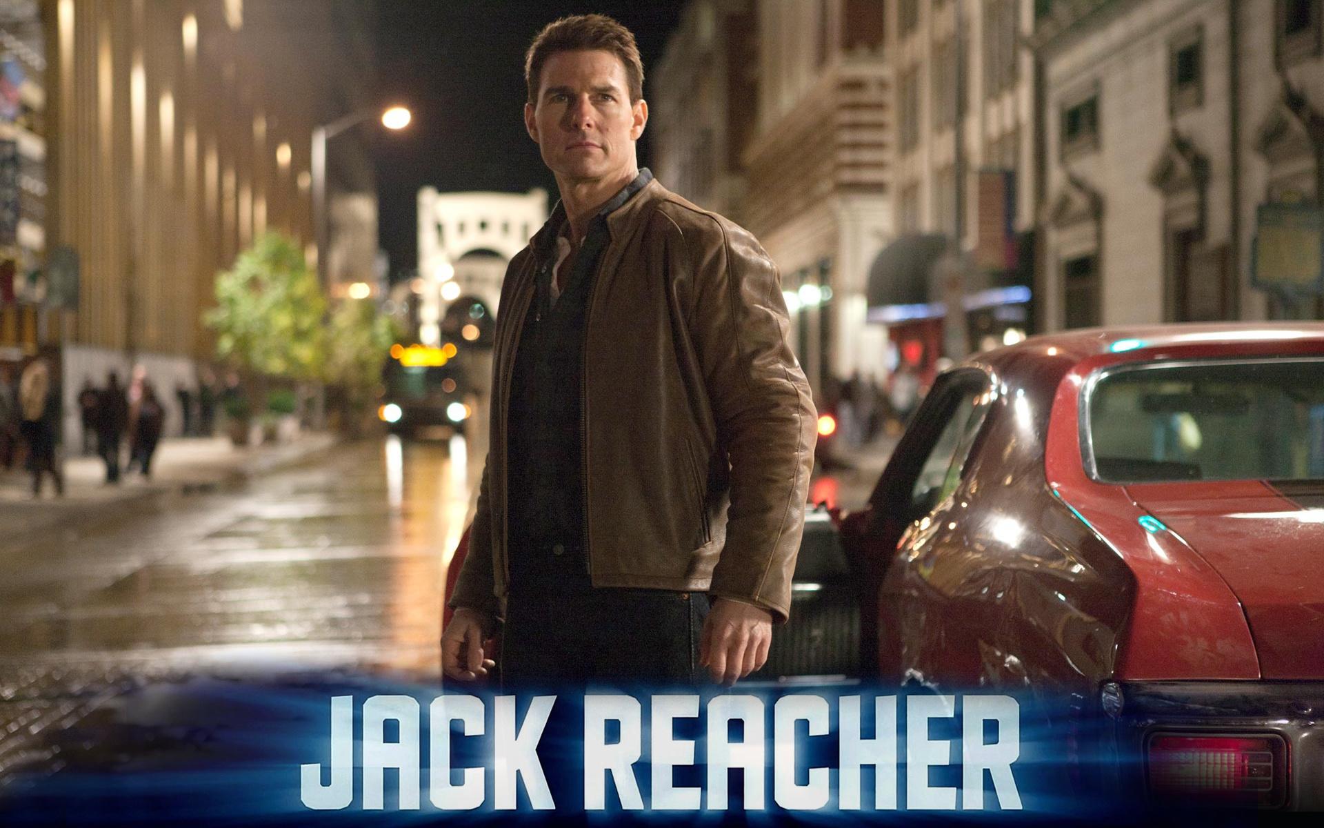 Wallpaper de Cine. Jack Reacher