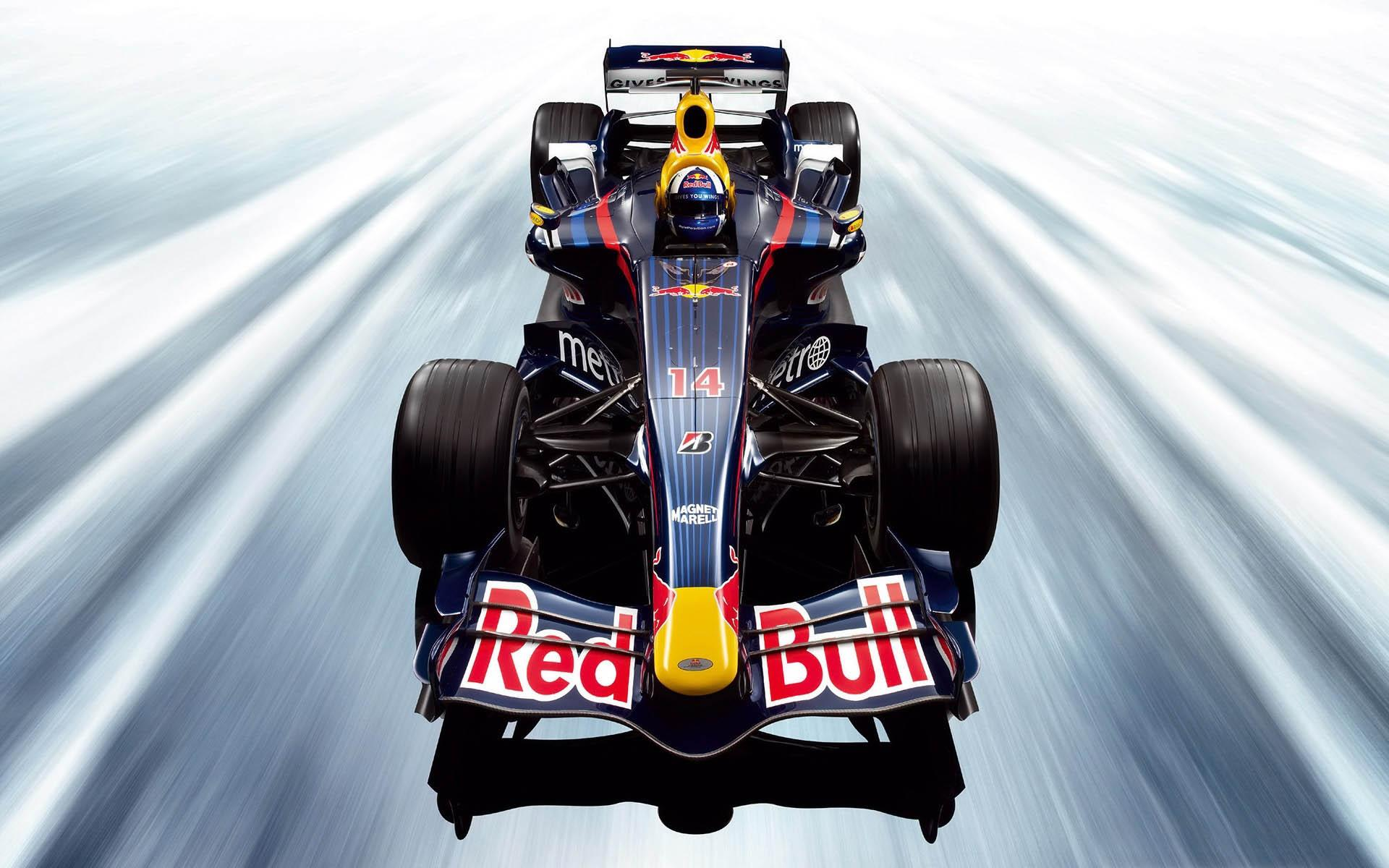 Wallpaper Red Bull Fórmula 1