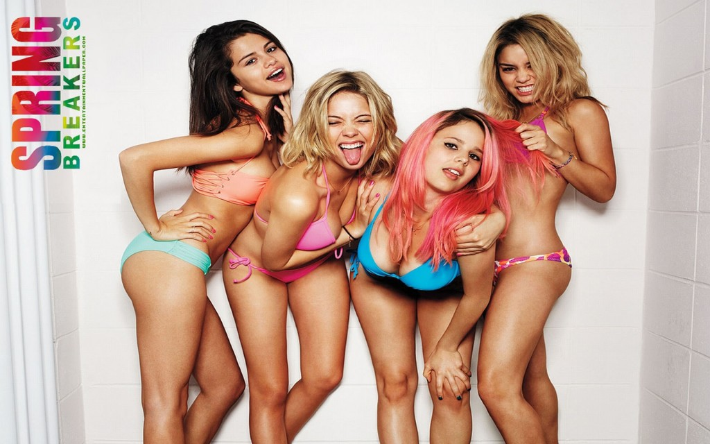 Wallpaper Spring Breakers