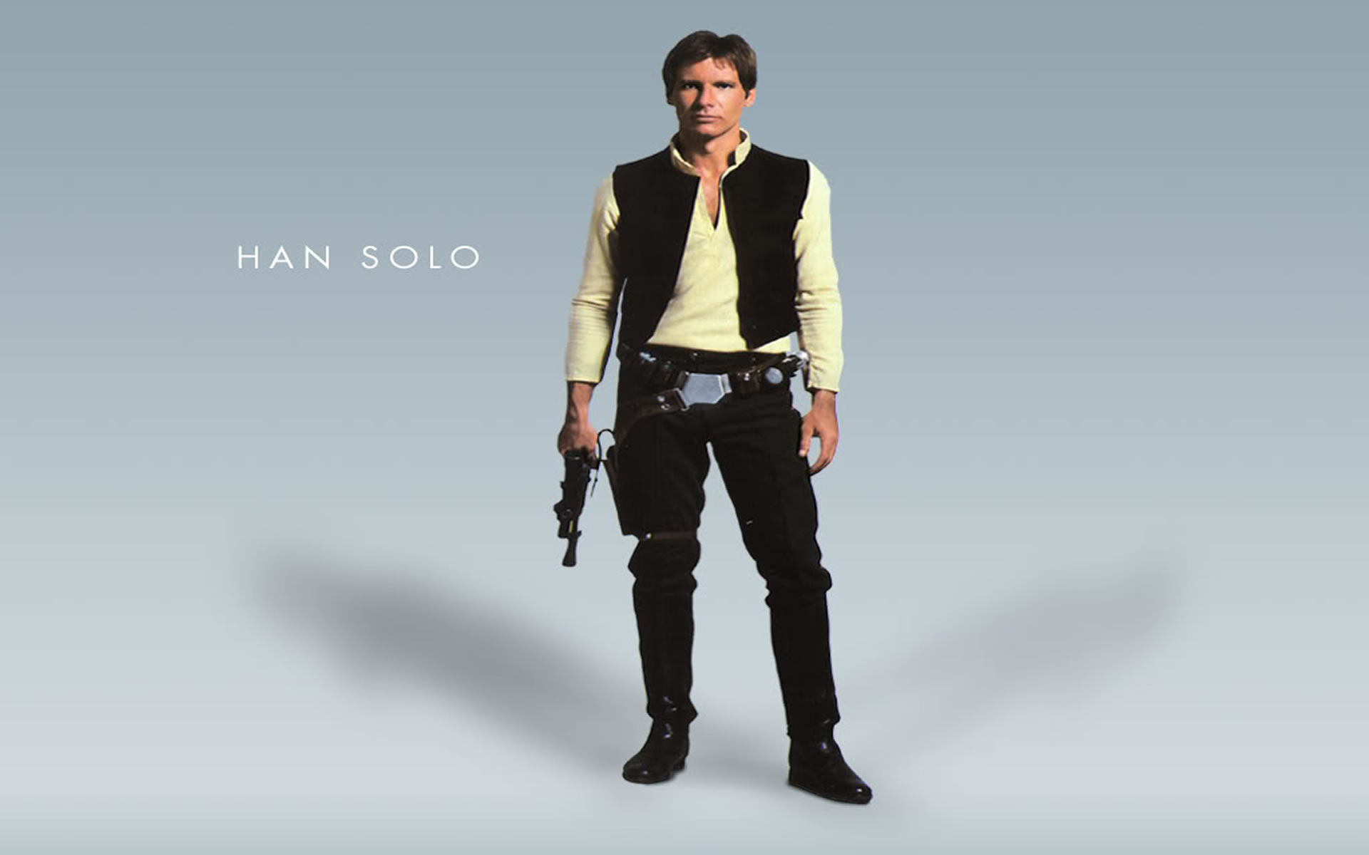Wallpaper Star Wars. Han Solo