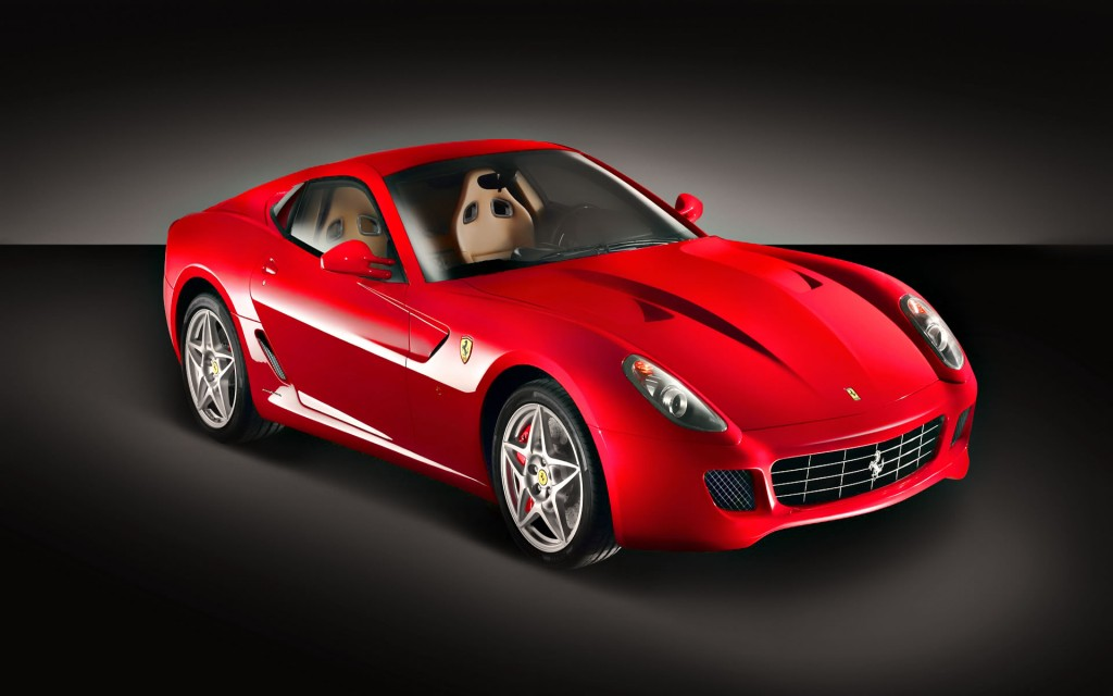 Wallpapers de Motor. Ferrari Rojo