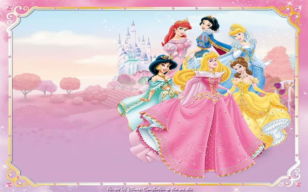 Wallpapers Infantiles Princesas Disney - Wallpapers