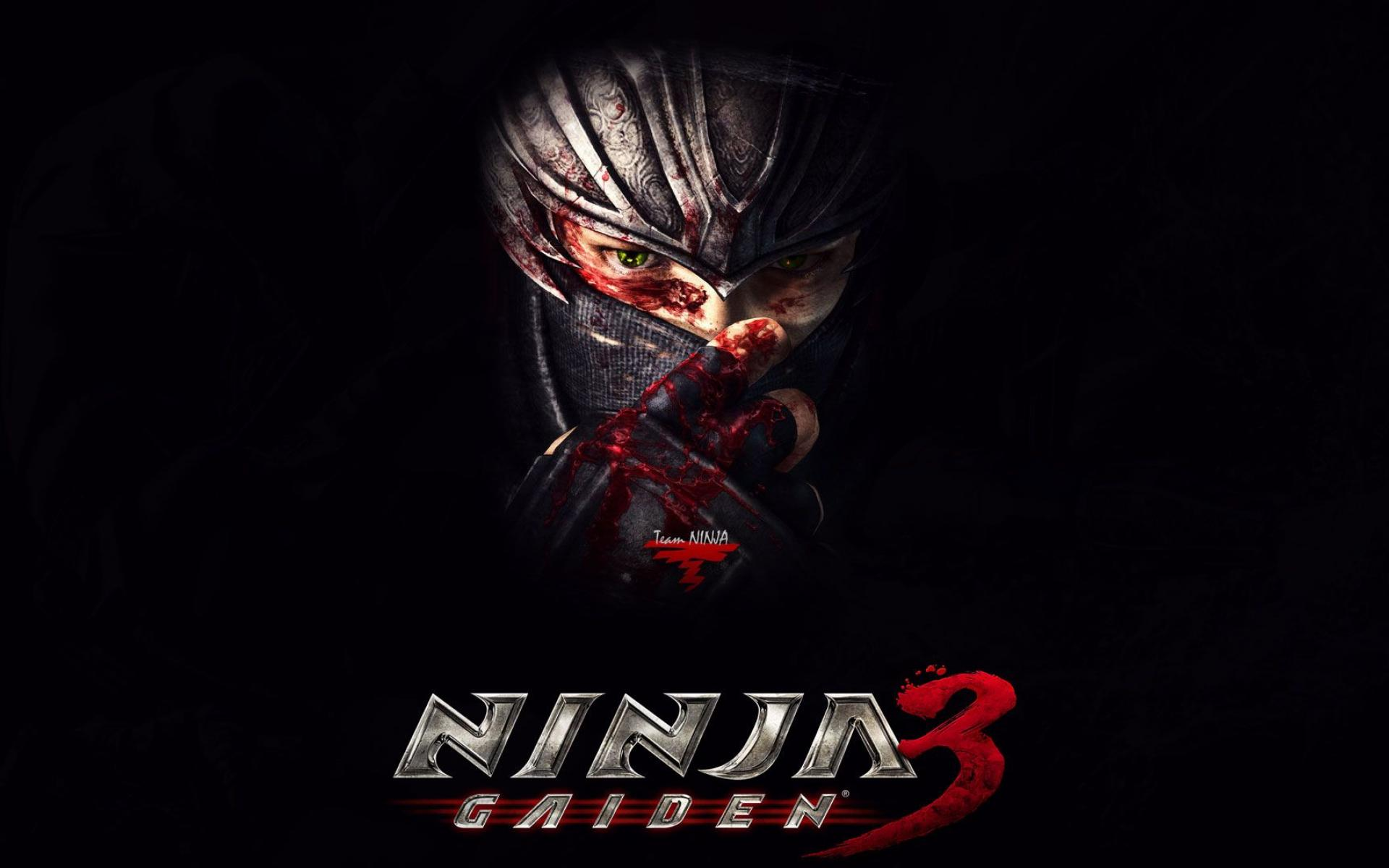 Wallpapers Videojuegos Ninja Gaiden 3