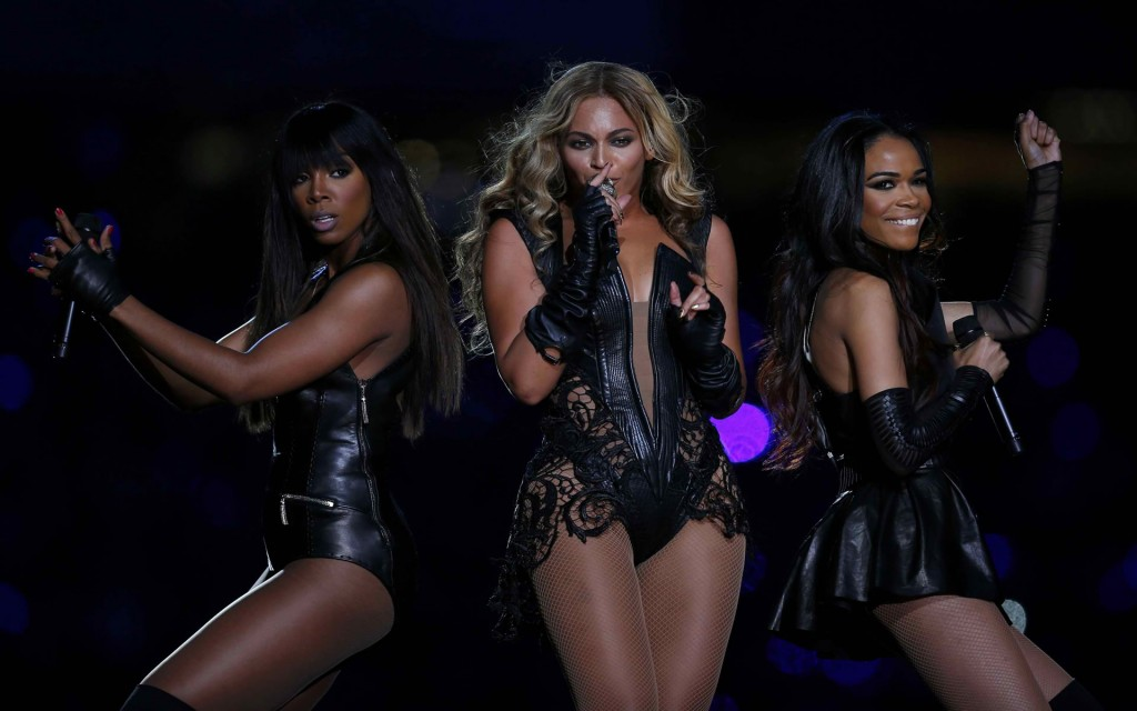 Beyoncé Wallpaper Super Bowl 2013
