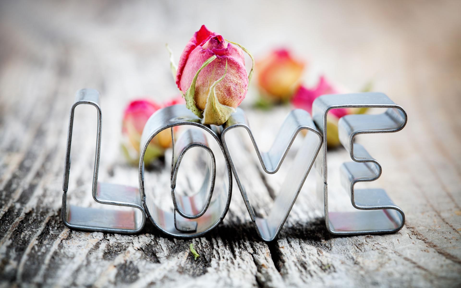 Fondo de Amor para San Valentín