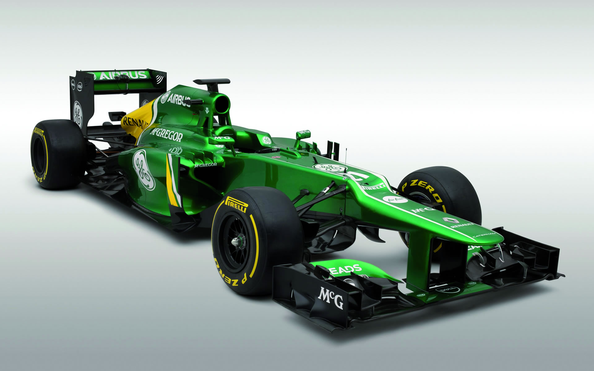 Fórmula 1 2013. Monoplaza Caterham